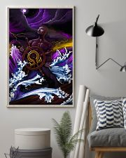 Omega Psi Phi Poster 24x36 Poster lifestyle-poster-1