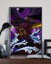Omega Psi Phi Poster 24x36 Poster lifestyle-poster-2