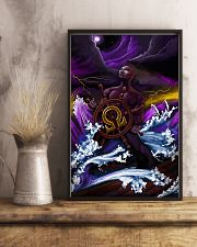Omega Psi Phi Poster 24x36 Poster lifestyle-poster-3
