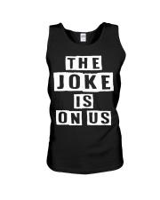 The Joke Is On US Unisex Tank thumbnail