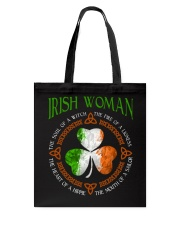 Irish woman the soul of a witch  Tote Bag thumbnail