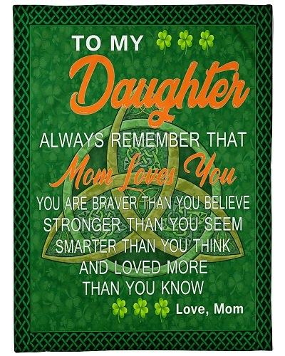 To my daughter i loved more than you know
