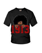 Delta Sorority DST 1913 Youth T-Shirt thumbnail