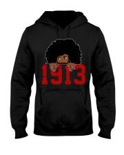 Delta Sorority DST 1913 Hooded Sweatshirt thumbnail