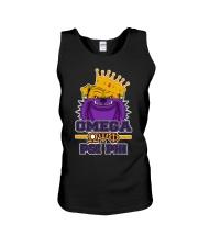 Omega Psi Phi bulldog  Unisex Tank thumbnail