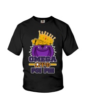 Omega Psi Phi bulldog  Youth T-Shirt thumbnail