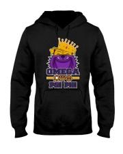 Omega Psi Phi bulldog  Hooded Sweatshirt thumbnail