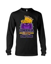 Omega Psi Phi bulldog  Long Sleeve Tee thumbnail