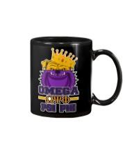Omega Psi Phi bulldog  Mug thumbnail