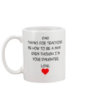 Father's Day Mug Mug back