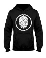 IPA T-Shirt  Craft Beer Hops Logo Shirt  Hooded Sweatshirt tile