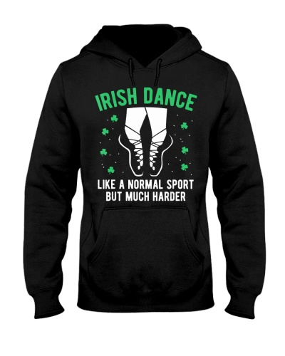 Irish Dance T-Shirt Women Girls Dancing S