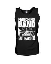 Marching Band Like A Sport But Harder Shirt C Unisex Tank thumbnail