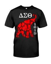 Elephant Delta 1913 DST T-Shirt Classic T-Shirt front