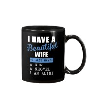 I have a beautiful wife Mug thumbnail
