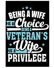 Veteran's Wife 11x17 Poster thumbnail