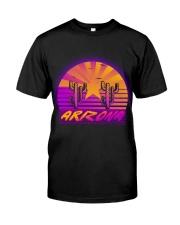 retro-design-arizona Classic T-Shirt thumbnail