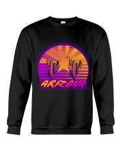 retro-design-arizona Crewneck Sweatshirt thumbnail