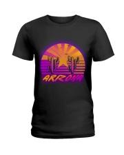 retro-design-arizona Ladies T-Shirt thumbnail