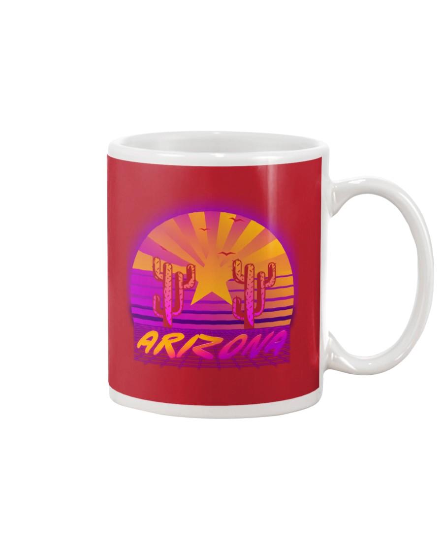 retro-design-arizona Mug