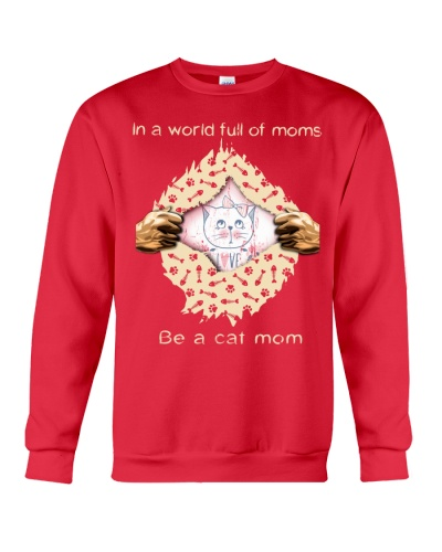 Be a cat mom