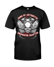 Son Of Arthritis - IBuprofen Chapter Classic T-Shirt front