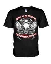 Son Of Arthritis - IBuprofen Chapter V-Neck T-Shirt thumbnail