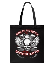 Son Of Arthritis - IBuprofen Chapter Tote Bag tile