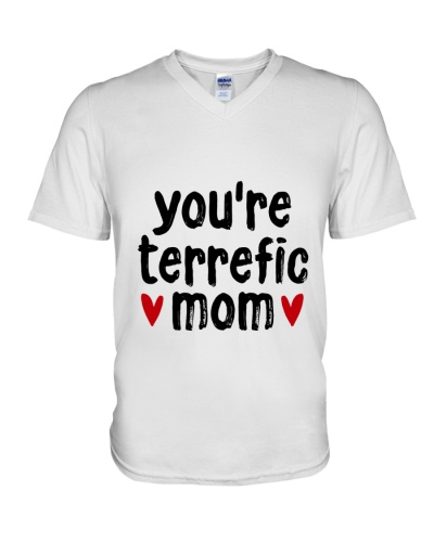 you're terrefic mom