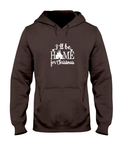 Ill Will Be Home For Christmas Tshirt