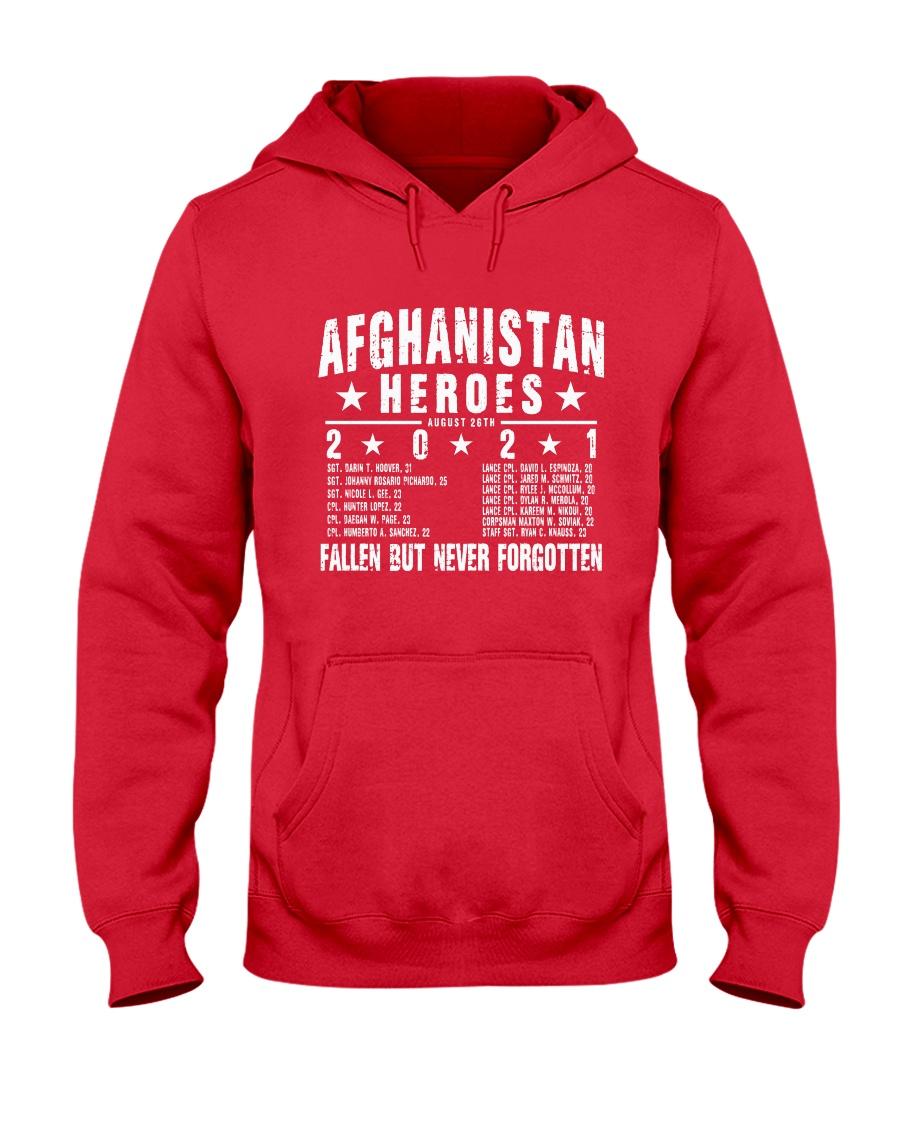 Afghanistan Heroes T Shirt