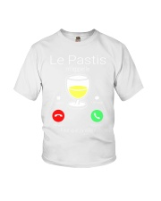 LE PASTIS M'APPELO Youth T-Shirt thumbnail