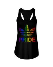 Pride  Ladies Flowy Tank thumbnail