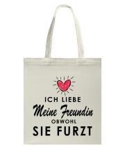 Freudin Tote Bag thumbnail