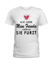 Freudin Ladies T-Shirt thumbnail