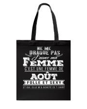 8 Ne Me Grague Pas Tote Bag thumbnail