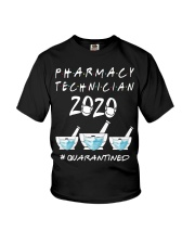 PHARMACY TENICIAN Youth T-Shirt thumbnail