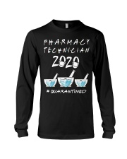 PHARMACY TENICIAN Long Sleeve Tee thumbnail