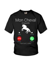 MON CHEVAL Youth T-Shirt thumbnail