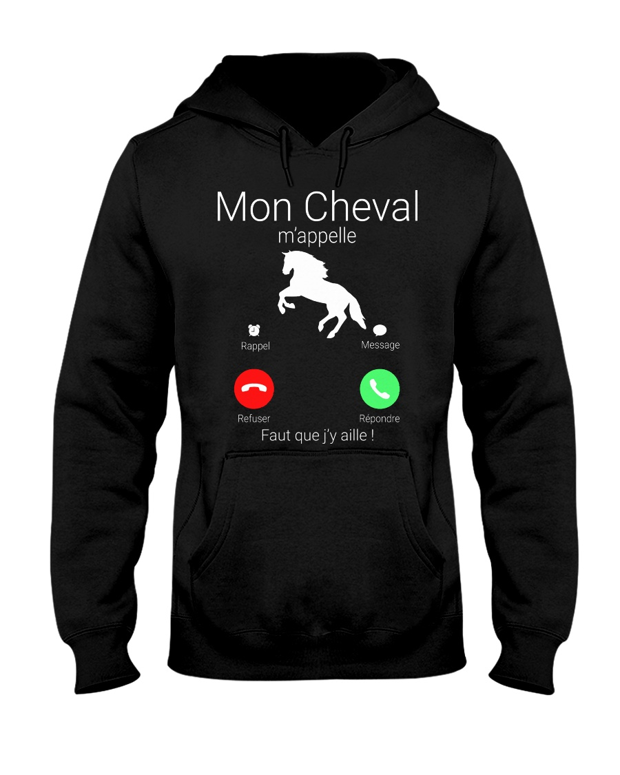 MON CHEVAL Hooded Sweatshirt
