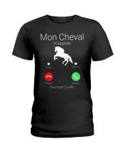 MON CHEVAL Ladies T-Shirt thumbnail