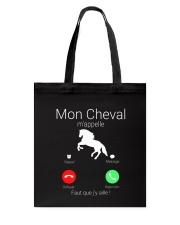 MON CHEVAL Tote Bag thumbnail