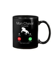 MON CHEVAL Mug thumbnail