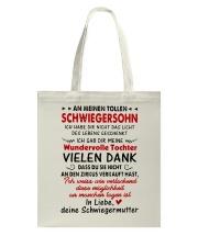 Schwiegersohn Tote Bag thumbnail