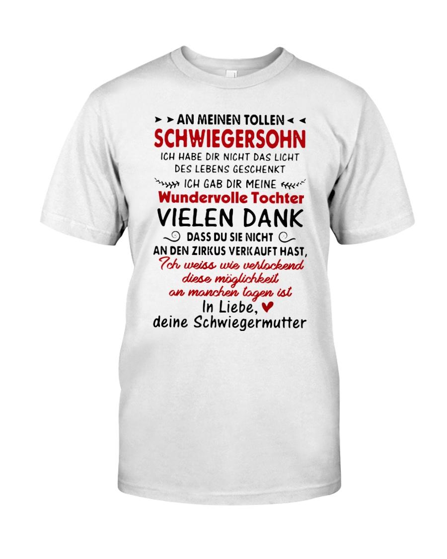 Schwiegersohn Classic T-Shirt
