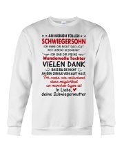 Schwiegersohn Crewneck Sweatshirt thumbnail