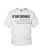 sociable Youth T-Shirt thumbnail