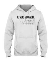 sociable Hooded Sweatshirt thumbnail