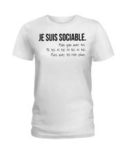 sociable Ladies T-Shirt thumbnail