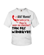 Allo Mamie Youth T-Shirt thumbnail